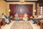 معالي وزير الداخلية  يشيد بالمشروع الوطني الطموح للمؤسسة والمتمثل في مركز البحرين للتأهيل والتدريب المهني