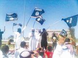 البحرين ترد بعد رفع علم «داعش» في أكبر مسجد: نراقب المتعاطفين!
