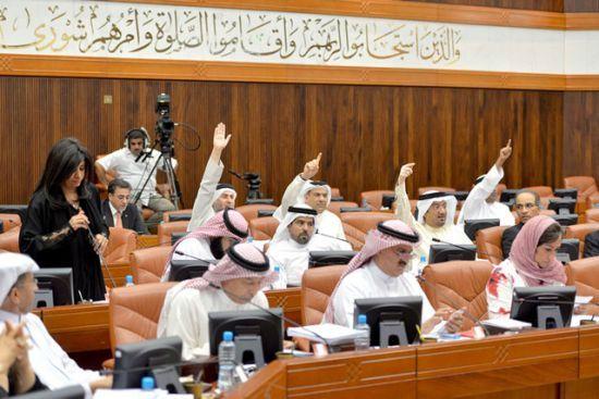النواب أنهوا الفصل<br />التشريعي بإقرار قوانين<br />مقيدة للحريات العامة