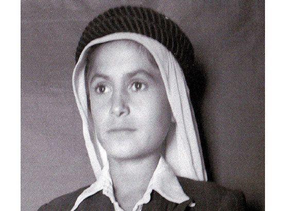 عبدالله الخان في المرحلة الابتدائية العام 1953