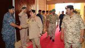 جلالة الملك المفدى يزور القيادة العامة لقوة دفاع البحرين ويوجه إلى اتخاذ الإجراءات الفورية اللازمة بحق من حرّض أو موّل أو أساء أو أضرّ بأمن الوطن واستقراره ووحدته الوطنية