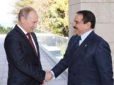 العاهل يلتقي بوتين... ويُشيد بالدعم الروسي في مواجهة الإرهاب