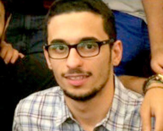 المعتقل أحمد الطشاني