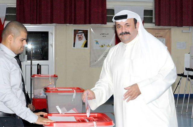 فترات التصويت شهدت تفاعلاً من الناخبين خصوصاً مع سهولة الوصول إلى موقع المقر