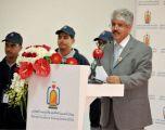 افتتاح مركز التأهيل في جو رسمياً بطاقة استيعابية 1200 طالب