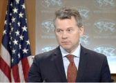 «الخارجية الأميركية»: قلقون لاعتقال سلمان ونحث الحكومة على تطبيق الإجراءات القضائية الشفافة