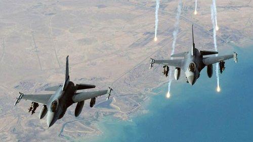 الجيش الأميركي: 29 ضربة جوية على أهداف لـ  داعش   في سوريا والعراق   دولية - صحيفة الوسط البحرينية - مملكة البحرين