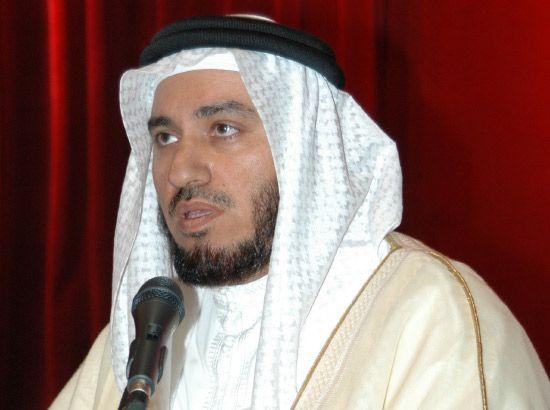 الشيخ عدنان القطان