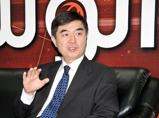 السفير الصيني لدى البحرين لي تشين