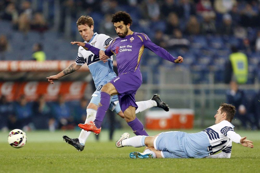 لاتسيو يهزم فيورنتينا برباعية نظيفة في الدوري الإيطالي ويصعد للمركز الثالث