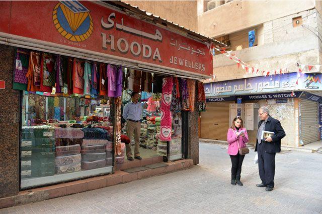 خلال التجول في سوق «اليهود» بالمنامة - تصوير : أحمد آل حيدر