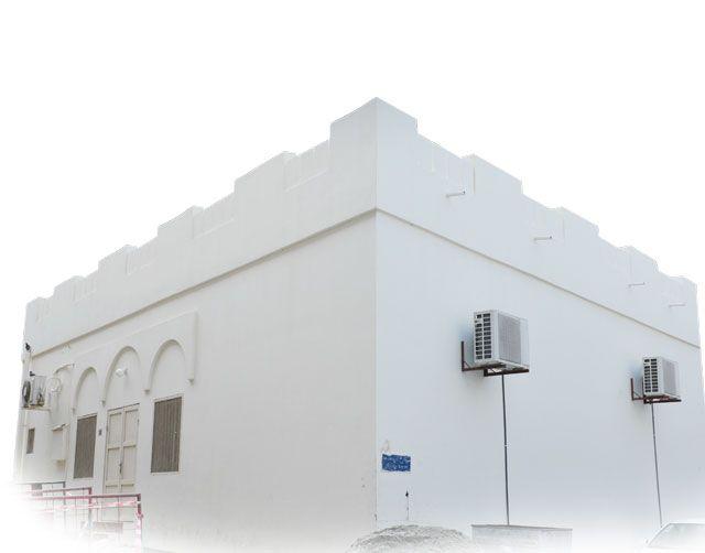 مبنى الكنيس اليهودي في شارع صعصعة بالسوق القديم