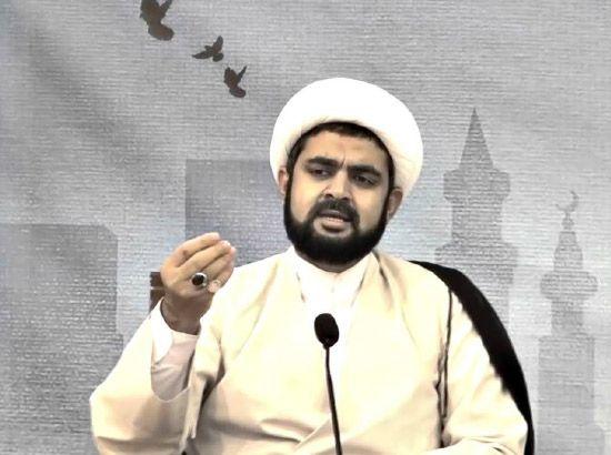 الشيخ فاضل الزاكي