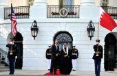 أوباما يستقبل ولي العهد بالبيت الأبيض على هامش القمة الخليجية الأمريكية