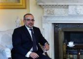 ولي العهد يلتقي كاميرون ويؤكد على استراتيجية العلاقات القائمة مع المملكة المتحدة