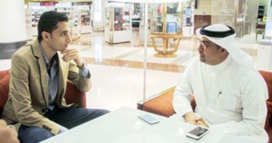 عيسى بن عبد الرحمن الحمادى<br />وزير الإعلام البحرينى