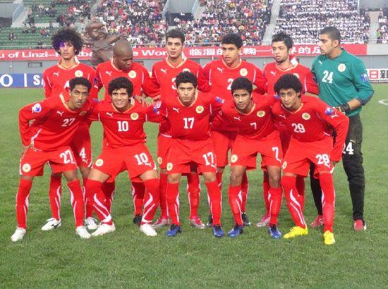 منتخب البحرين للشباب