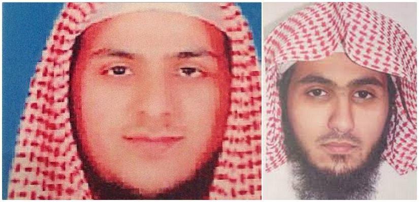 الإرهابيان فهد القباع وعبدالرحمن صباح