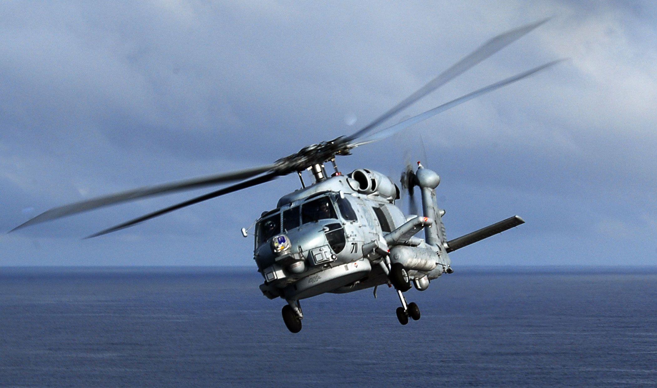 لمسات أخيرة على تفاصيل صفقة بقيمة 1.9 مليار دولار لشراء عشر طائرات هليكوبتر (ام.اتش.60آر)