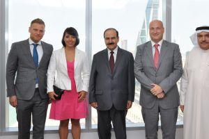 وزيـر الطاقة يؤكد حرص البحرين على زيادة التعاون مع المجر