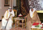 عاهل البلاد يترأس اجتماع مجلس العائلة المالكة