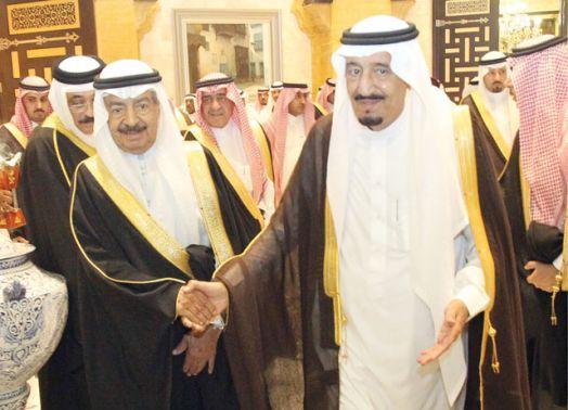 رئيس الوزراء: مكانة أرض<br />الحرمين في قلوبنا ووجداننا<br />لا يمكن أن نختصرها في بضع<br />كلمات فهم الأخوة والسند