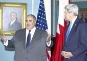 كيري يدعو للمصالحة في البحرين... والشيخ خالد: الطائفية فشلت في إيجاد موطئ قدم في بلادنا