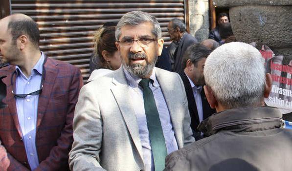 المحامي الكردي طاهر إلجي