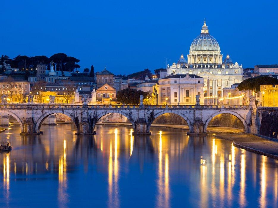 سانت بيترز باسيلكا- روما