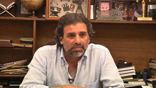 خالد يوسف...وفضيحة صور مخلة بالاداب
