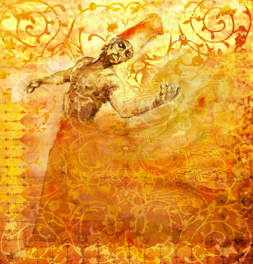 رسم صوفي مستوحاة من