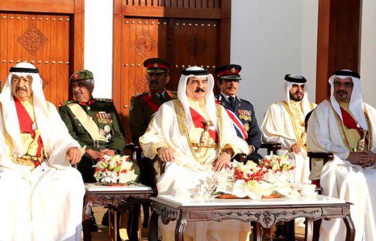 جلالة الملك يرعى الاحتفال<br />بالعيد الوطني وذكرى تولي<br />جلالته مقاليد الحكم - بنا