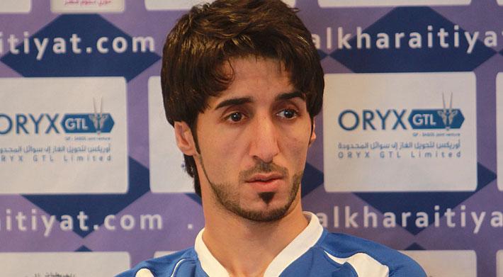 عبدالله البطاط لاعب الخريطيات القطري