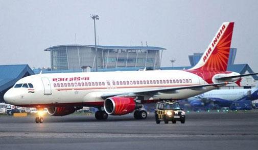 طائرة تابعة للخطوط الجوية الهندية (أرشيفية)