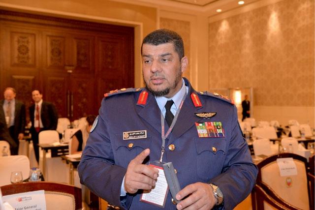 اللواء الركن طيار عبدالله الفودري
