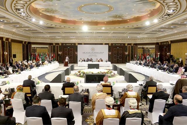 قطر تشارك في الاجتماع الوزاري لـ