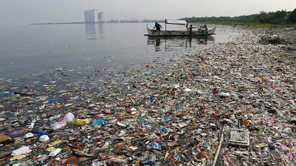 ستصل كميات البلاستيك إلى ١١٢٤ مليون طن العام ٢٠٥٠