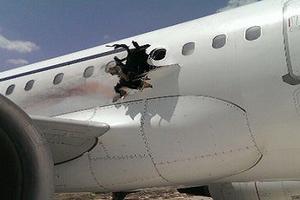 الانفجار على متن طائرة شركة دالو الصومالية ناتج من قنبلة