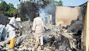أربعة قتلى في هجوم على قريتين بنيجيريا