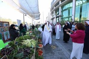 محافظ الشمالية يفتتح مهرجان نسايم الزراعي بمشاركة 47 عارضاً