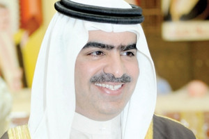 فواز بن محمد ينفي مساهمة البحرين بقوات برية في سورية