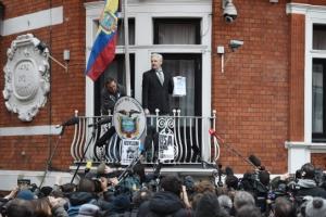 أسانج يطالب بإطلاق سراحه مستنداً إلى قرار لجنة في الأمم المتحدة