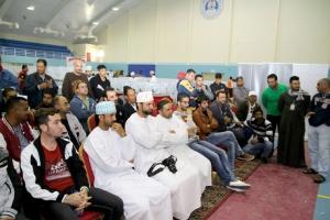 «نادي الصفّاقي» البحريني ينظم معرضه الثاني وسط حضور لافت