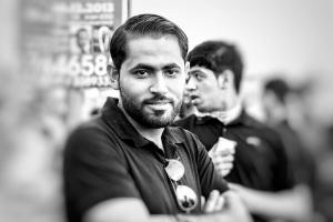 الشاب قاسم الصائغ... الضحية الخامسة لمرض السكلر في 2016