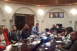 الهلال الأحمر البحريني يشكل لجنة داخلية لتكثيف نشاطه في إغاثة اليمن