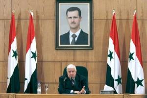 سورية تُحذِّر من أيِّ تدخُّل برّي بأراضيها