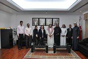 وزير العدل يوقع اتفاقية إعادة بناء مسجد المعاودة الأثري