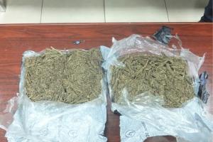 مطار البحرين يحبط تهريب 529.5 غراماً من «الماريجوانا»