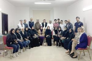 جمعية ملتقى الشباب تنظم جلسة عصف ذهني