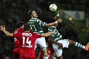 سبورتينج يهدر فرصة الانفراد بصدارة الدوري البرتغالي